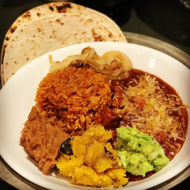mexican curry